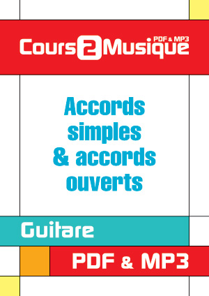 Accords simples & accords ouverts