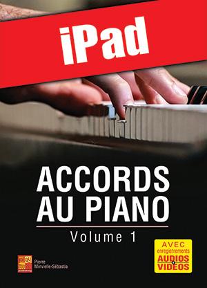 Accords au piano - Volume 1 (iPad)