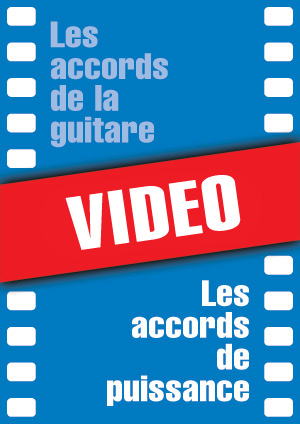 Les accords de puissance (Power chords)
