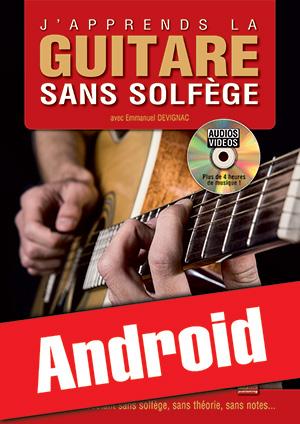 J'apprends la guitare sans solfège (Android)