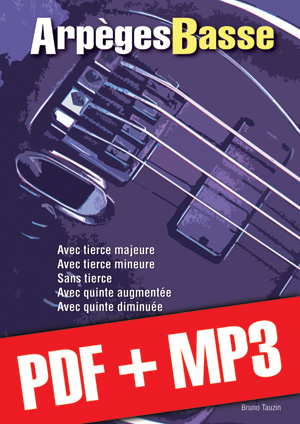 Arpèges Basse (pdf + mp3)