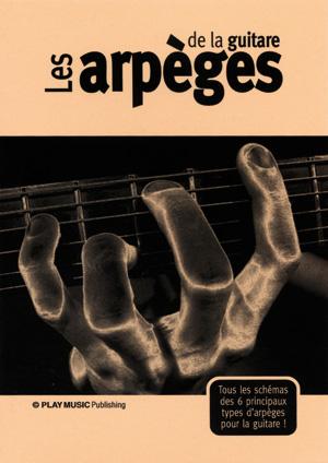 Les arpèges de la guitare