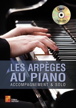 Les arpèges au piano