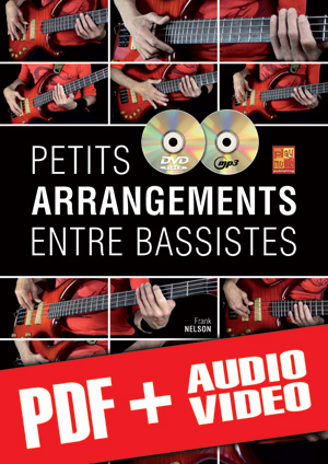 Petits arrangements entre bassistes (pdf + mp3 + vidéos)
