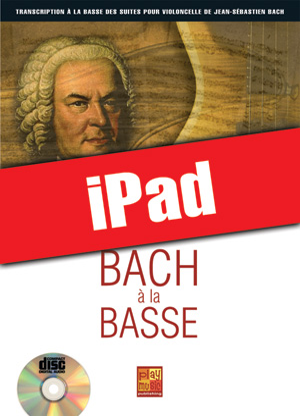 Bach à la basse (iPad)