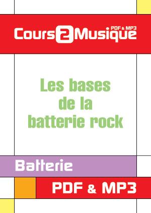 Les bases de la batterie rock