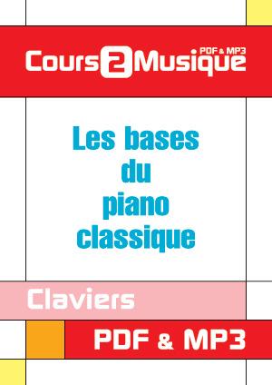 Les bases du piano classique