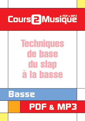 Techniques de base du slap à la basse