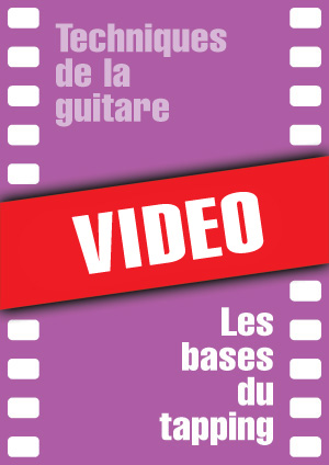 Les bases du tapping