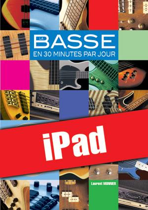 La basse en 30 minutes par jour (iPad)