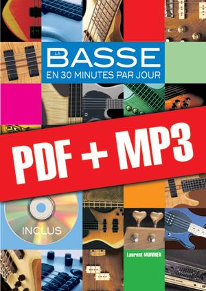 La basse en 30 minutes par jour (pdf + mp3)