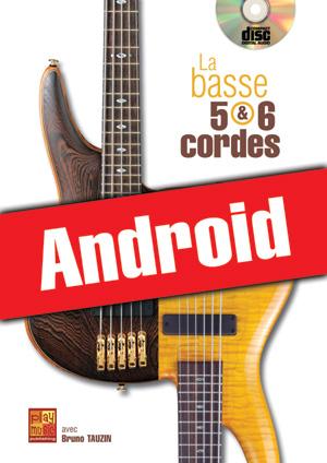 La basse 5 & 6 cordes (Android)