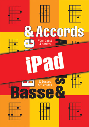 Basse & accords (iPad)
