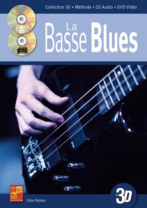 La basse blues en 3D