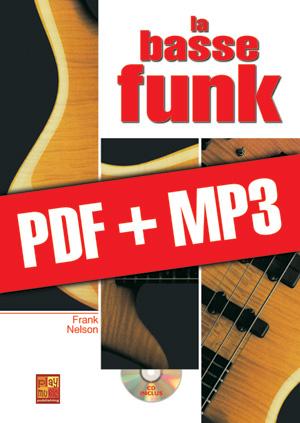 La basse funk (pdf + mp3)