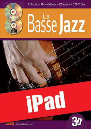 La basse jazz en 3D (iPad)