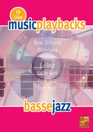 Music Playbacks - Basse jazz