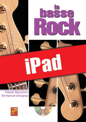 La basse rock (iPad)