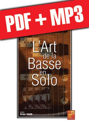 L'art de la basse en solo (pdf + mp3)