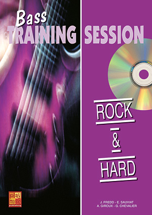 Bass Training Session - Rock & hard