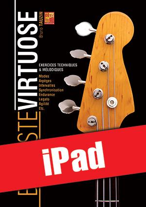 Bassiste virtuose (iPad)