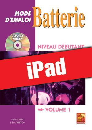 Batterie Mode d'Emploi - Niveau débutant (iPad)