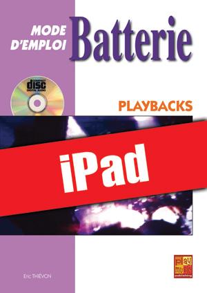 Batterie Mode d'Emploi - Playbacks (iPad)