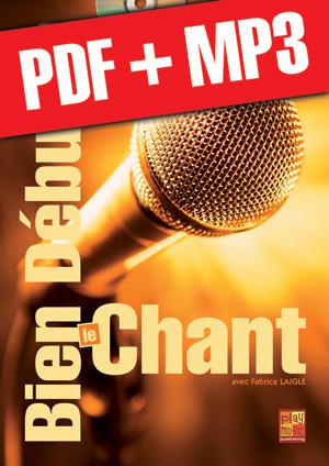 Bien débuter le chant (pdf + mp3)