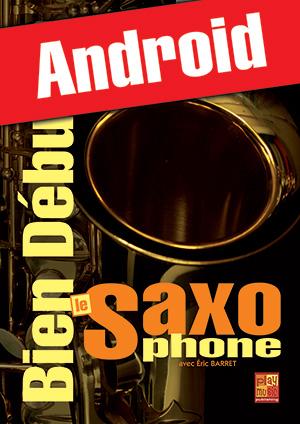 Bien débuter le saxophone (Android)
