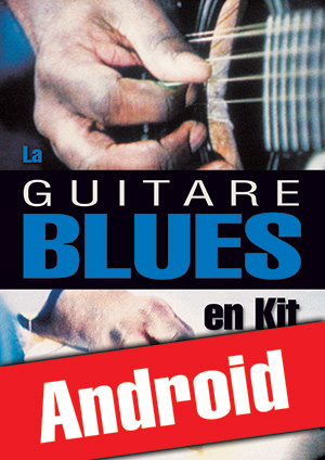 La guitare blues en kit (Android)