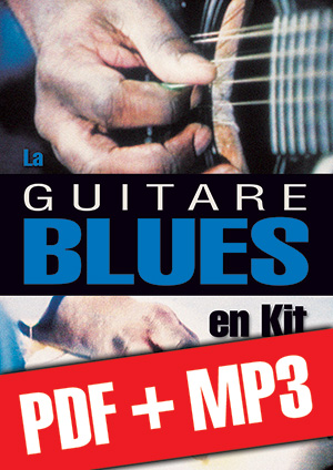 La guitare blues en kit (pdf + mp3)