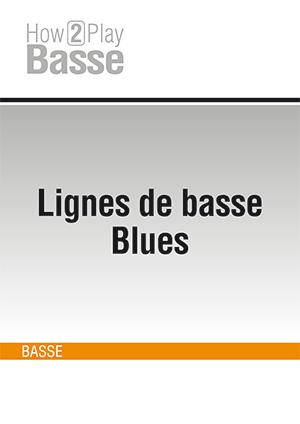 Lignes de basse Blues #1