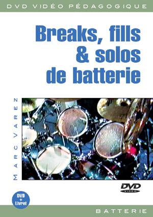 Breaks, fills & solos de batterie