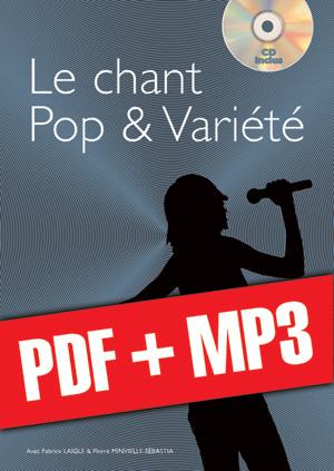 Le chant pop & variété (pdf + mp3)