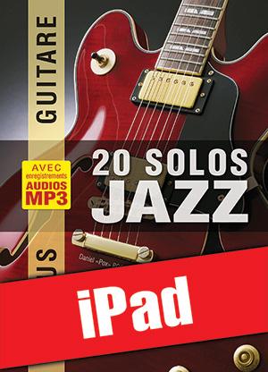 Chorus Guitare - 20 solos de jazz (iPad)