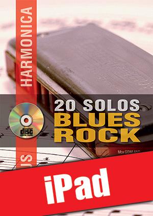 Chorus Harmonica - 20 solos blues/rock (iPad)