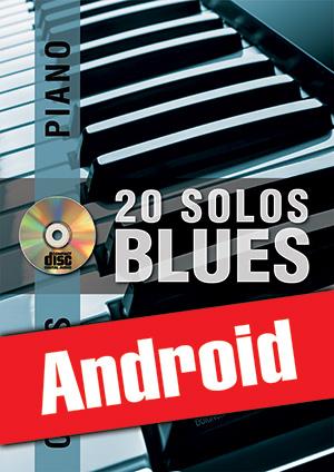 Chorus Piano - 20 solos de blues (Android)