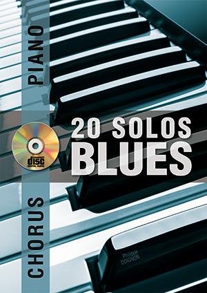 Chorus Piano - 20 solos de blues