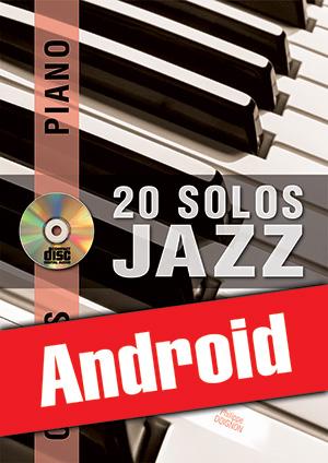 Chorus Piano - 20 solos de jazz (Android)