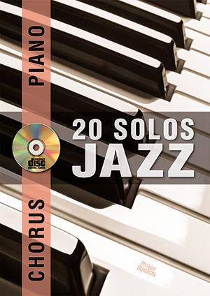 Chorus Piano - 20 solos de jazz