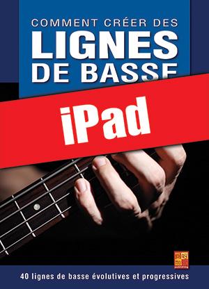 Comment créer des lignes de basse (iPad)