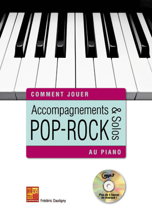 Accompagnements & solos pop-rock au piano