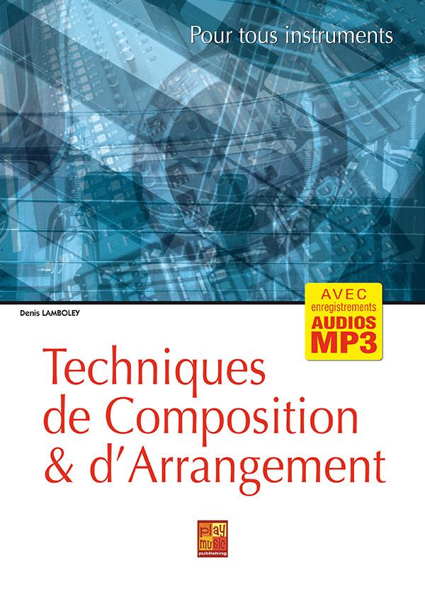 Techniques de composition & d'arrangement - Guitare