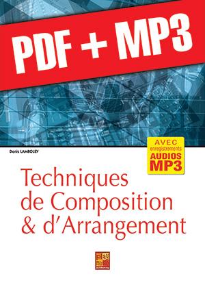 Techniques de composition & d'arrangement - Piano (pdf + mp3)