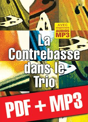 La contrebasse dans le trio (pdf + mp3)