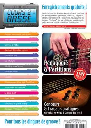 Cours 2 Basse n°5