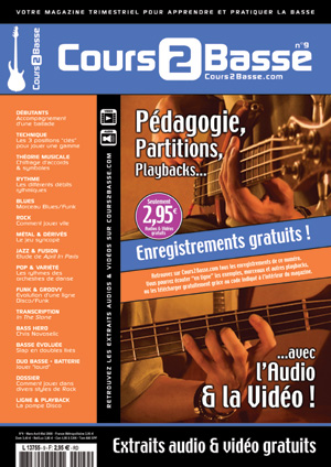 Cours 2 Basse n°9
