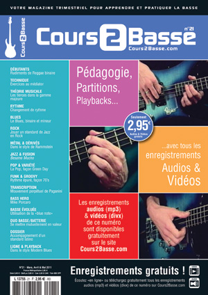 Cours 2 Basse n°21