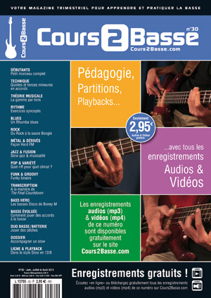 Cours 2 Basse n°30