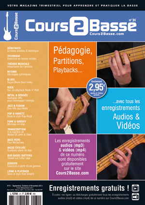 Cours 2 Basse n°31